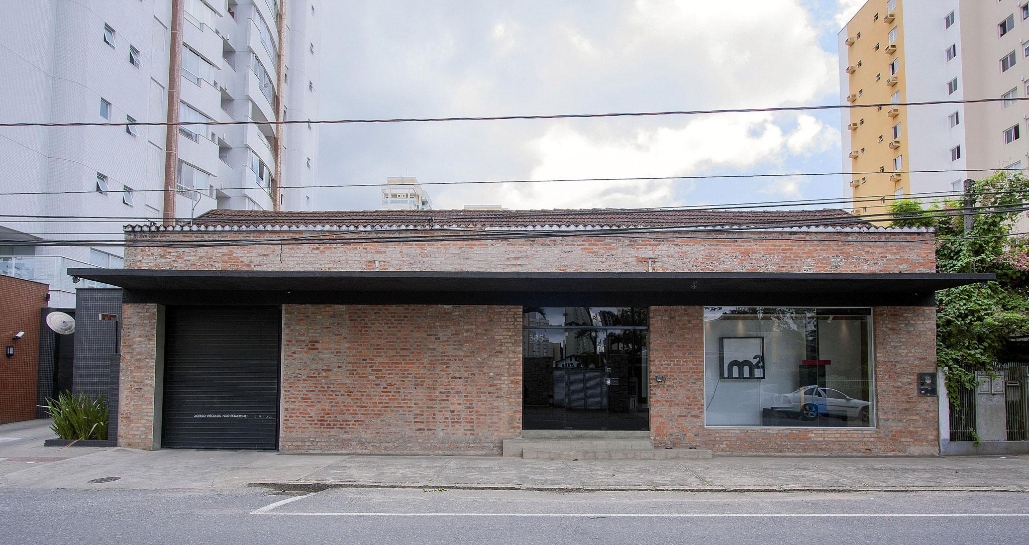 Metroquadrado®: Escritório Joinville SC ARCOweb #886843 2048x1085