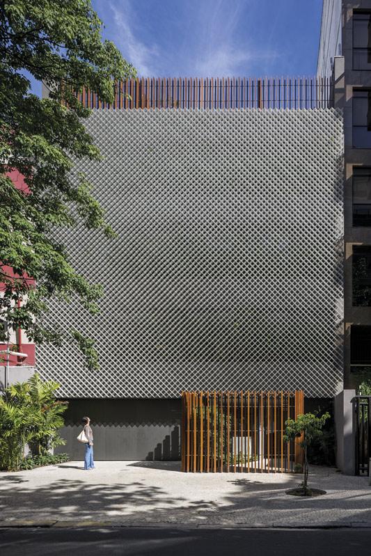 b1604a0c7a779 Bernardes Arquitetura  Edifício Anibal