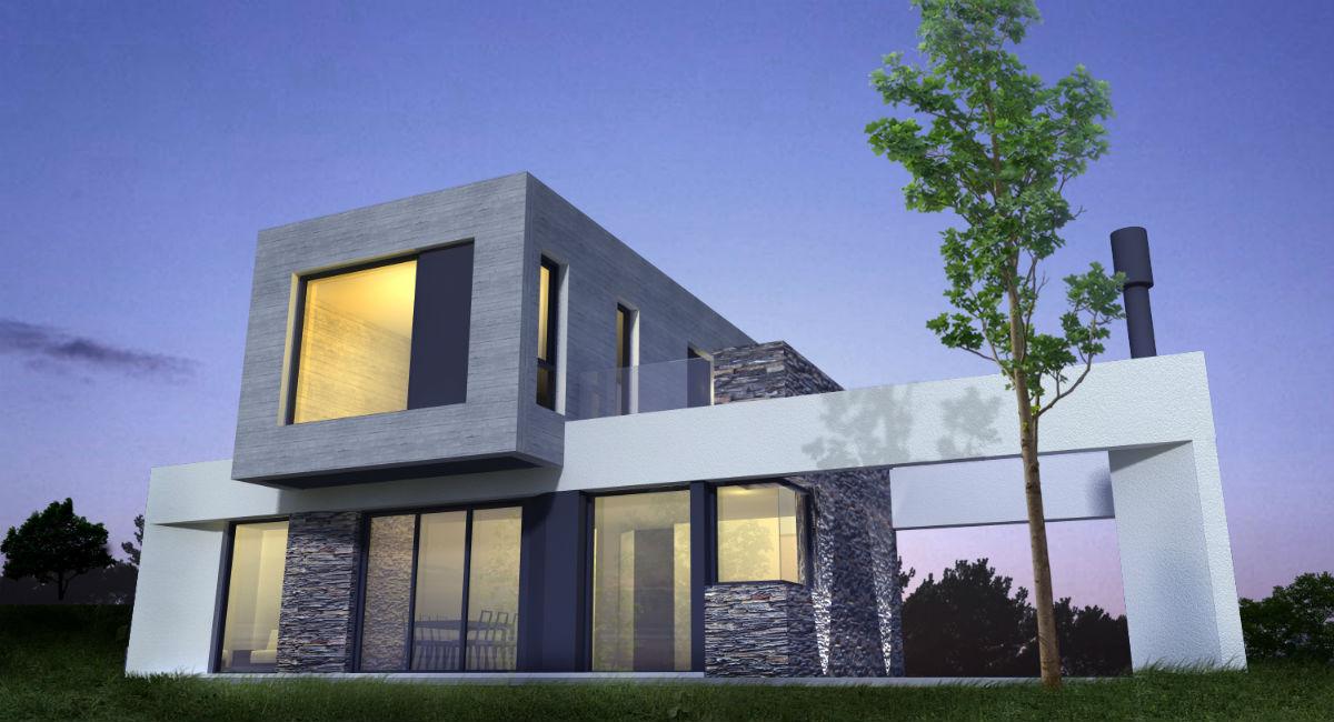 Casa do dia estudio moir arquitectos arcoweb - Estudio 3 arquitectos ...