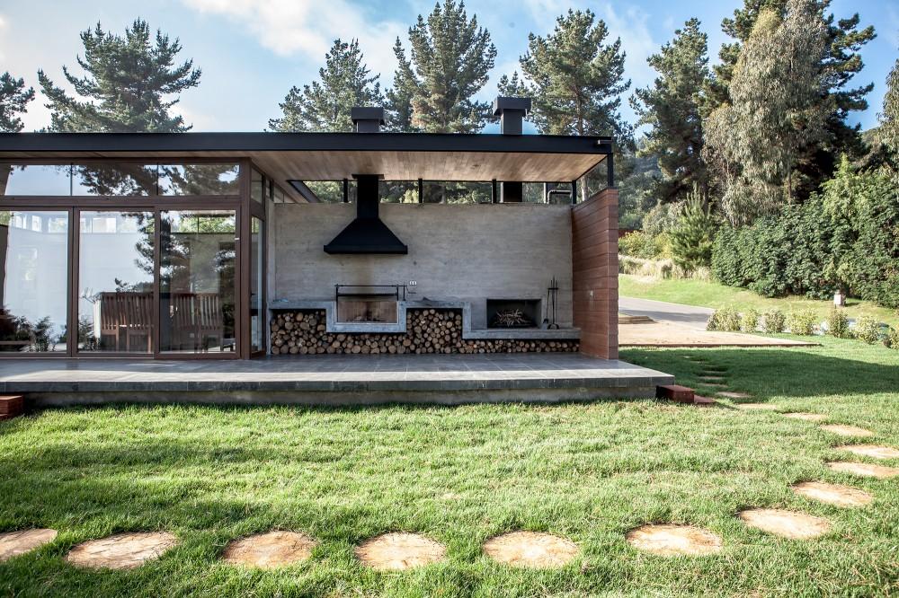 Casa do dia par arquitectos arcoweb - Maison s par domenack arquitectos ...