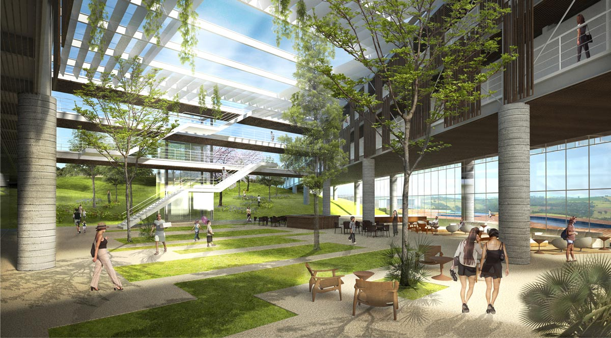 Ecoefici ncia premia o para hotel sustent vel arcoweb for House garden hotels by design