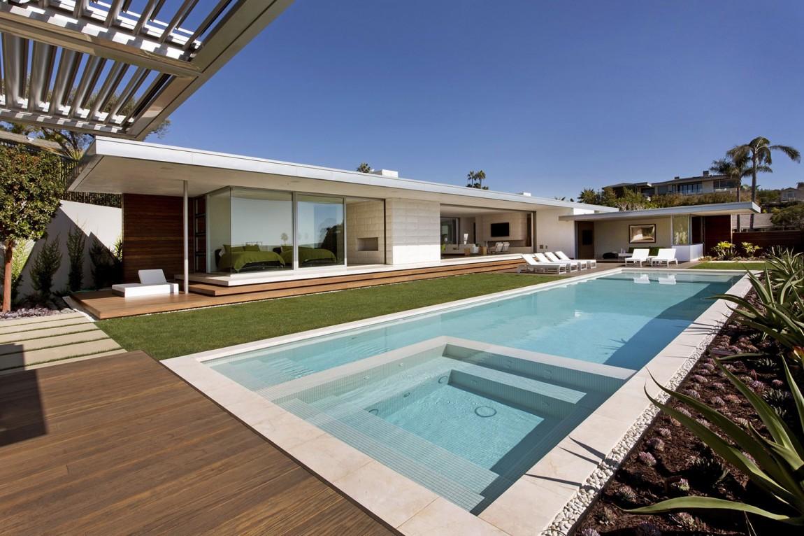Casa Do Dia Ehrlich Architects Arcoweb