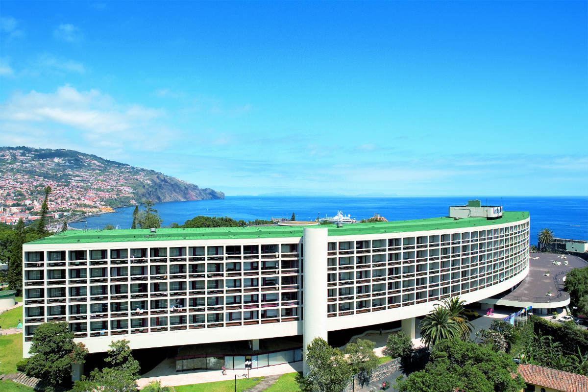 hotel casino park funchal
