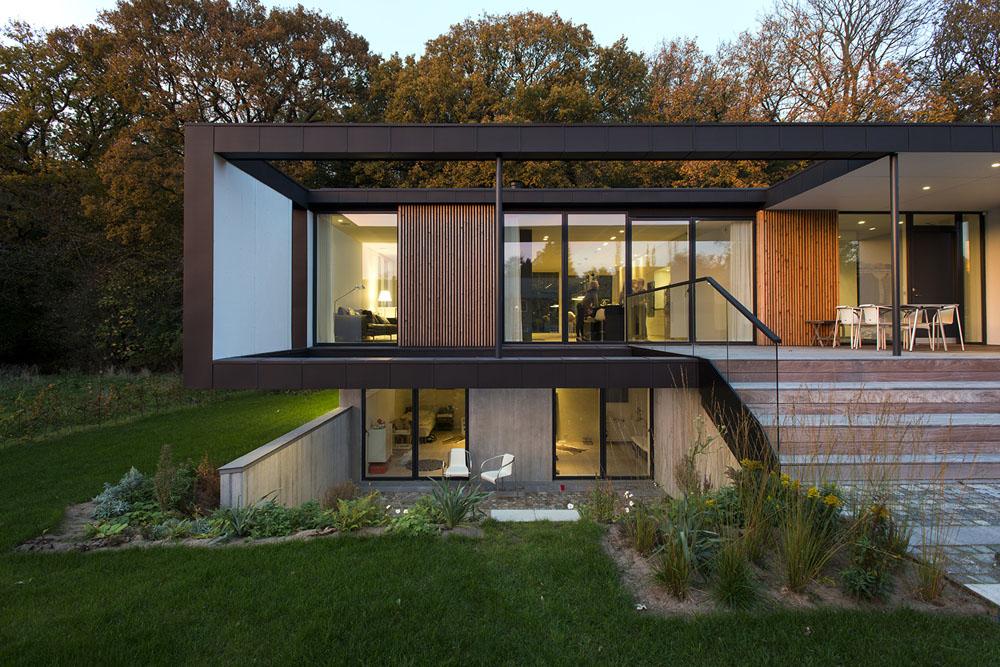 Casa do dia c f m ller architects arcoweb for Casas modernas granada