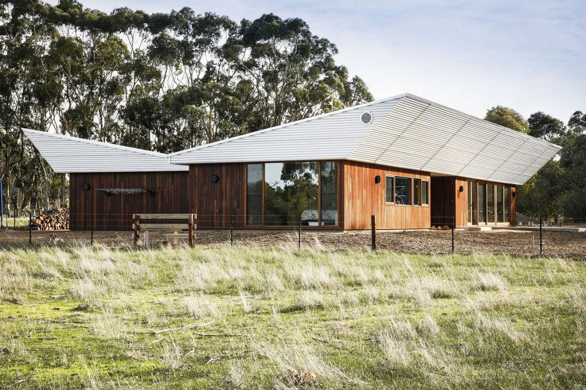 Casa do dia cooper scaife architects arcoweb for Pavillion home designs australia