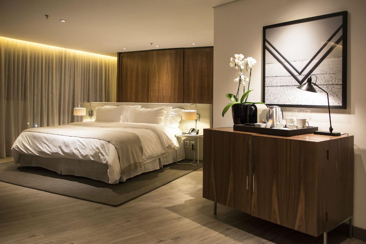 Luxo Spa Hotel Curitiba