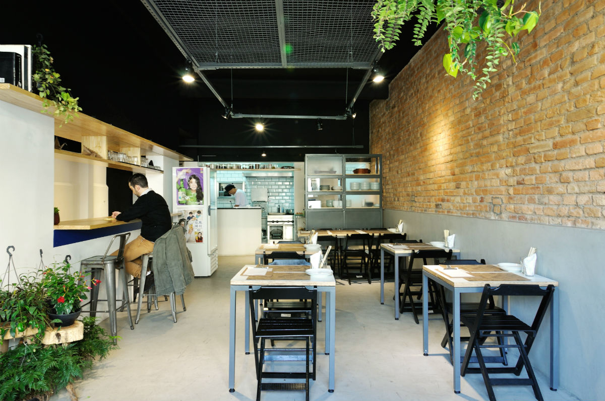 Ricardo Nucci E Juliano Machado Restaurante Komah Sp Arcoweb