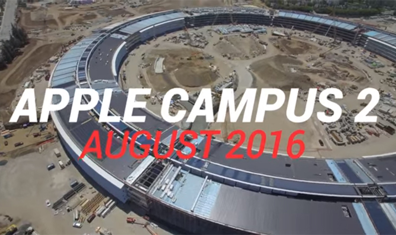 Apple inaugura primeira loja desenhada por Norman Foster