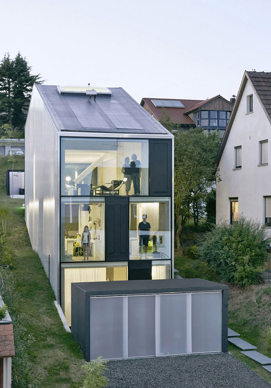 casa do dia finckh architekten arcoweb. Black Bedroom Furniture Sets. Home Design Ideas