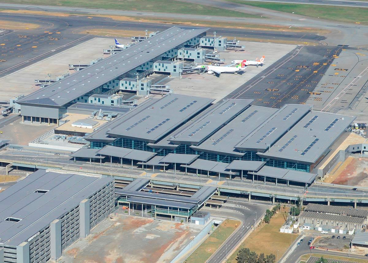 Aeroporto Guarulhos : Engecorps typsa terminal aeroportuário guarulhos sp