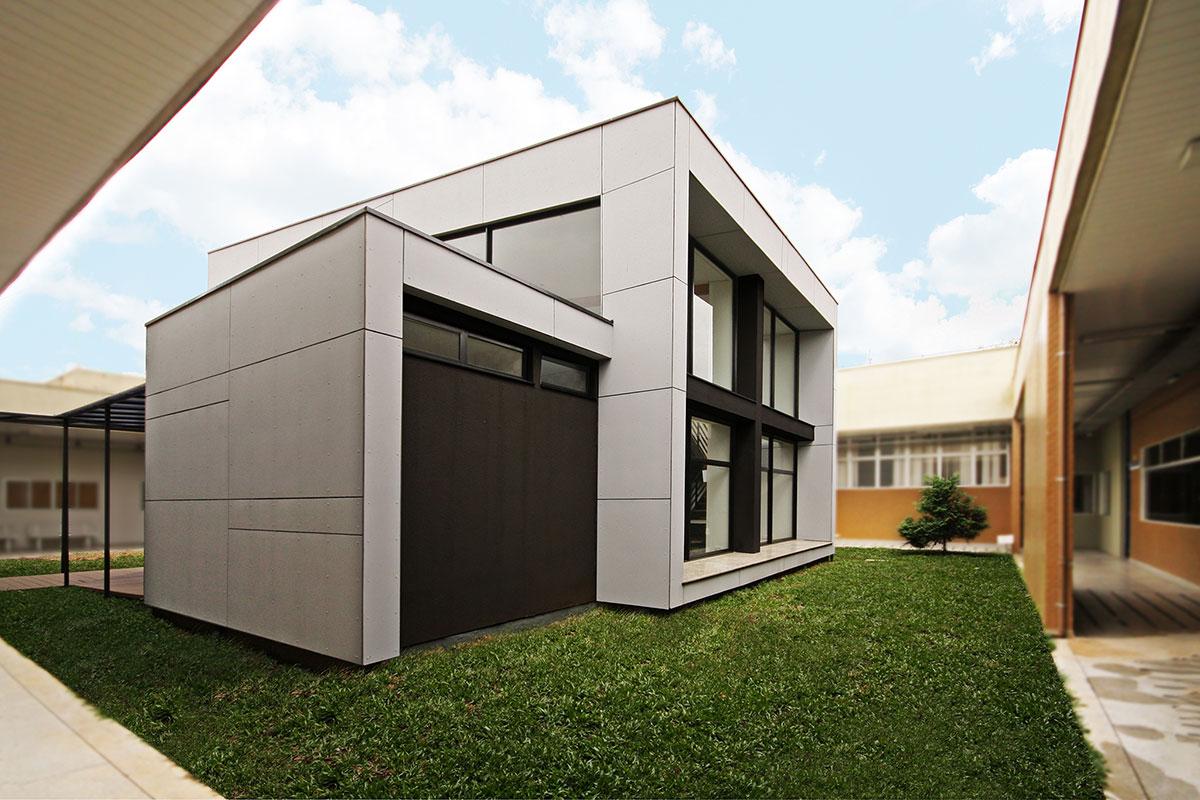 Studio ArqBox: Núcleo Senai de Sustentabilidade Curitiba ARCOweb #986933 1200x800