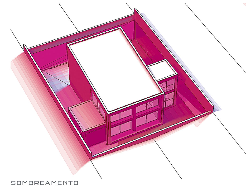 Studio ArqBox: Núcleo Senai de Sustentabilidade Curitiba ARCOweb #B50F4E 1035x800