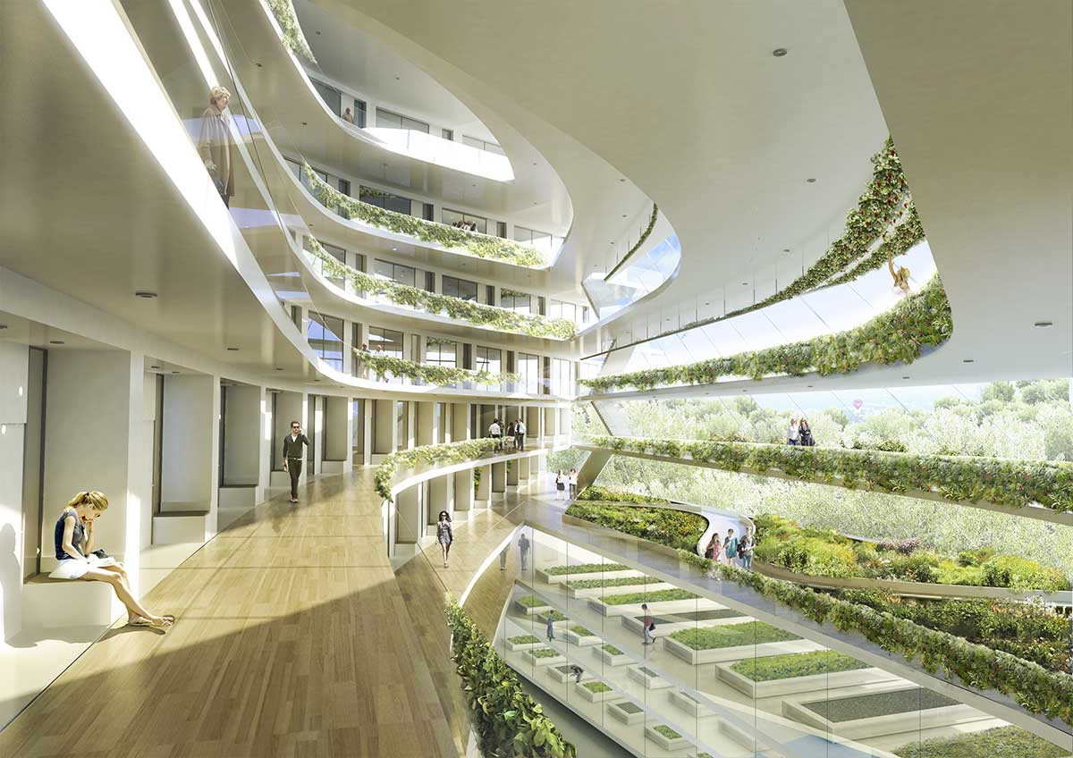 3xn escola verde estocolmo arcoweb - The green apartment nature and contemporary design ...