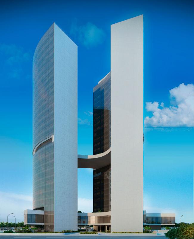 Oscar Niemeyer Complexo Oscar Niemeyer Monumental