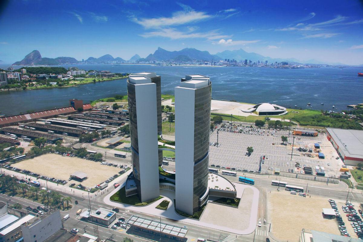 Oscar Niemeyer: complexo Oscar Niemeyer Monumental, Niterói, RJ ...