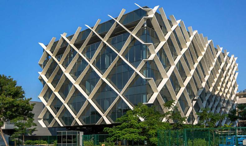 b2cb0f9169e66 FINESTRA  Arquitectonica, Global Technology Center, Ilha do Governador, RJ  - ARCOweb