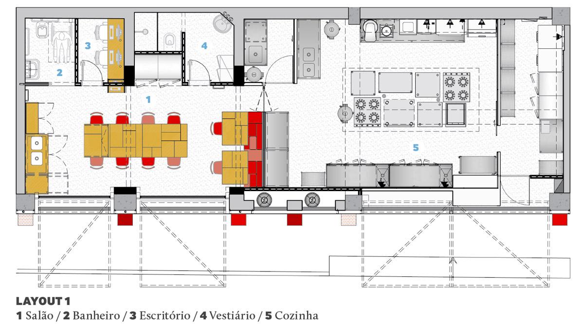 Ybypy Arquitetura Br Restaurante Sp Arcoweb