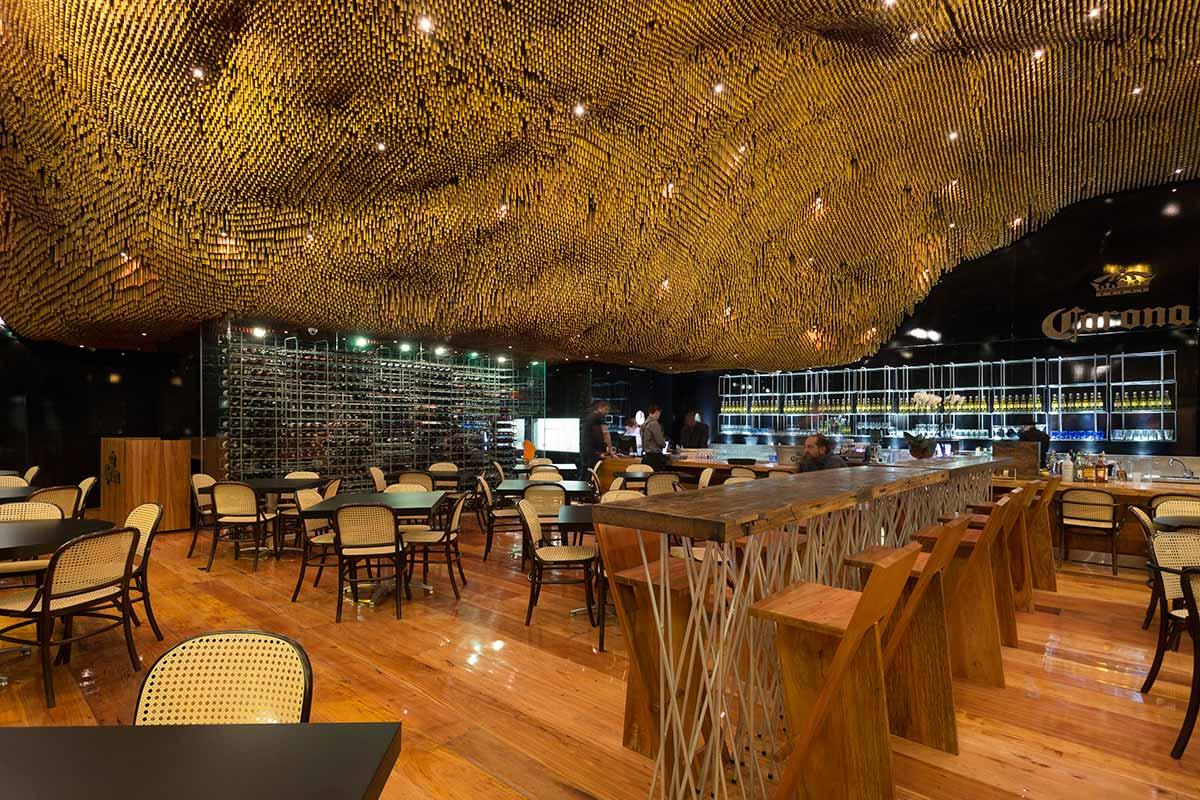 Arquitetos Associados Restaurante Olga Nur Bh Arcoweb