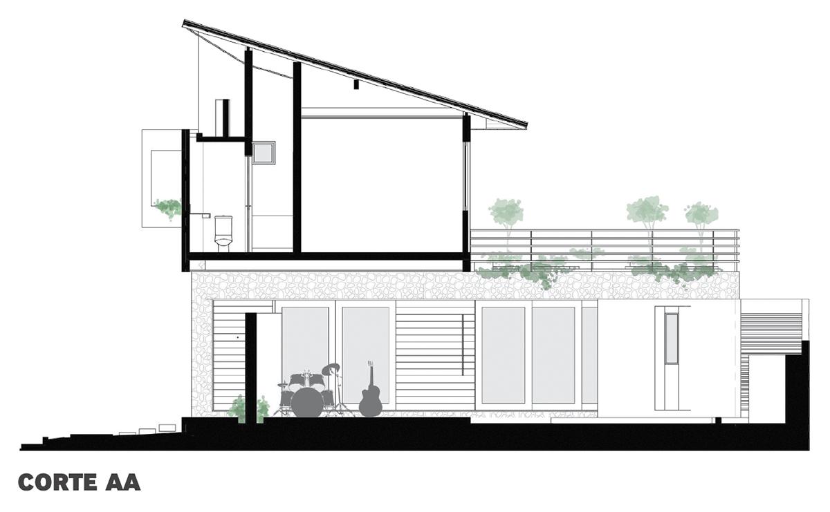 Amado Jirau Arquitetura e Urbanismo: Residência, Caruaru, PE - ARCOweb OG27