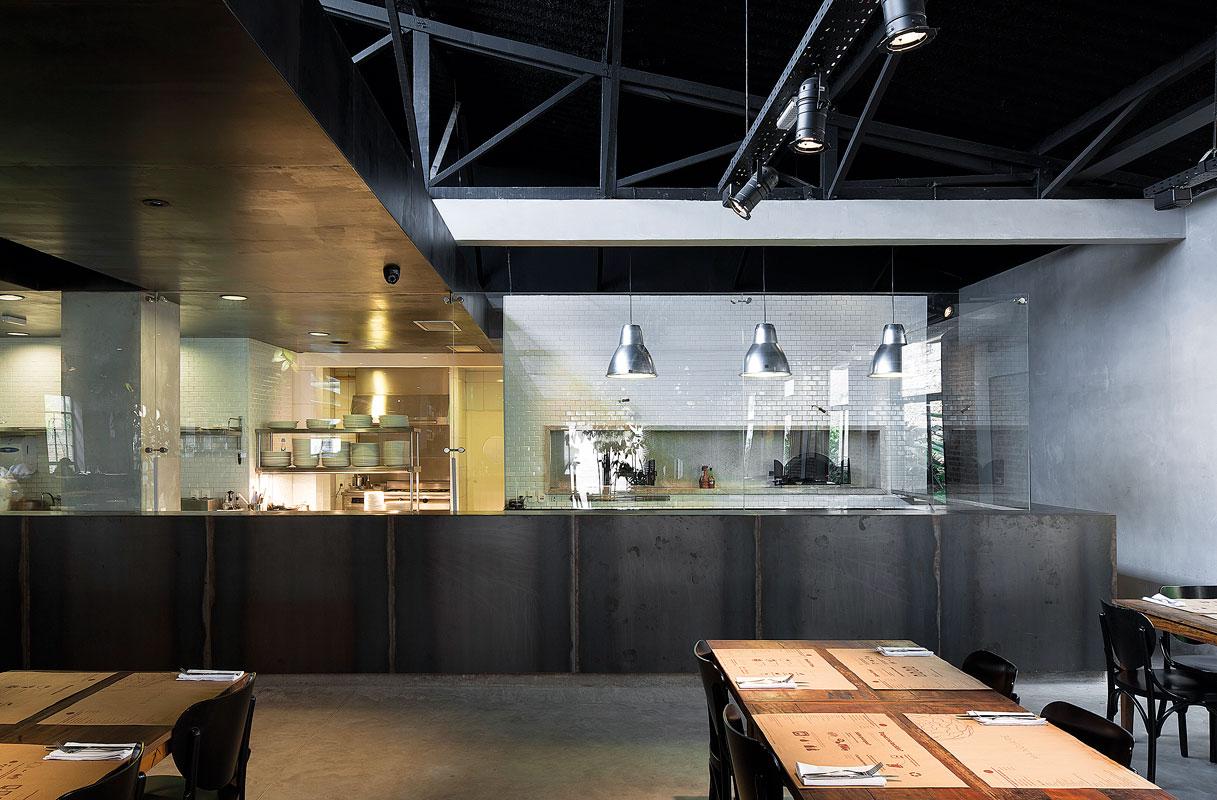Ar Arquitetos Restaurante Mangiare Gastronomia S O Paulo Arcoweb