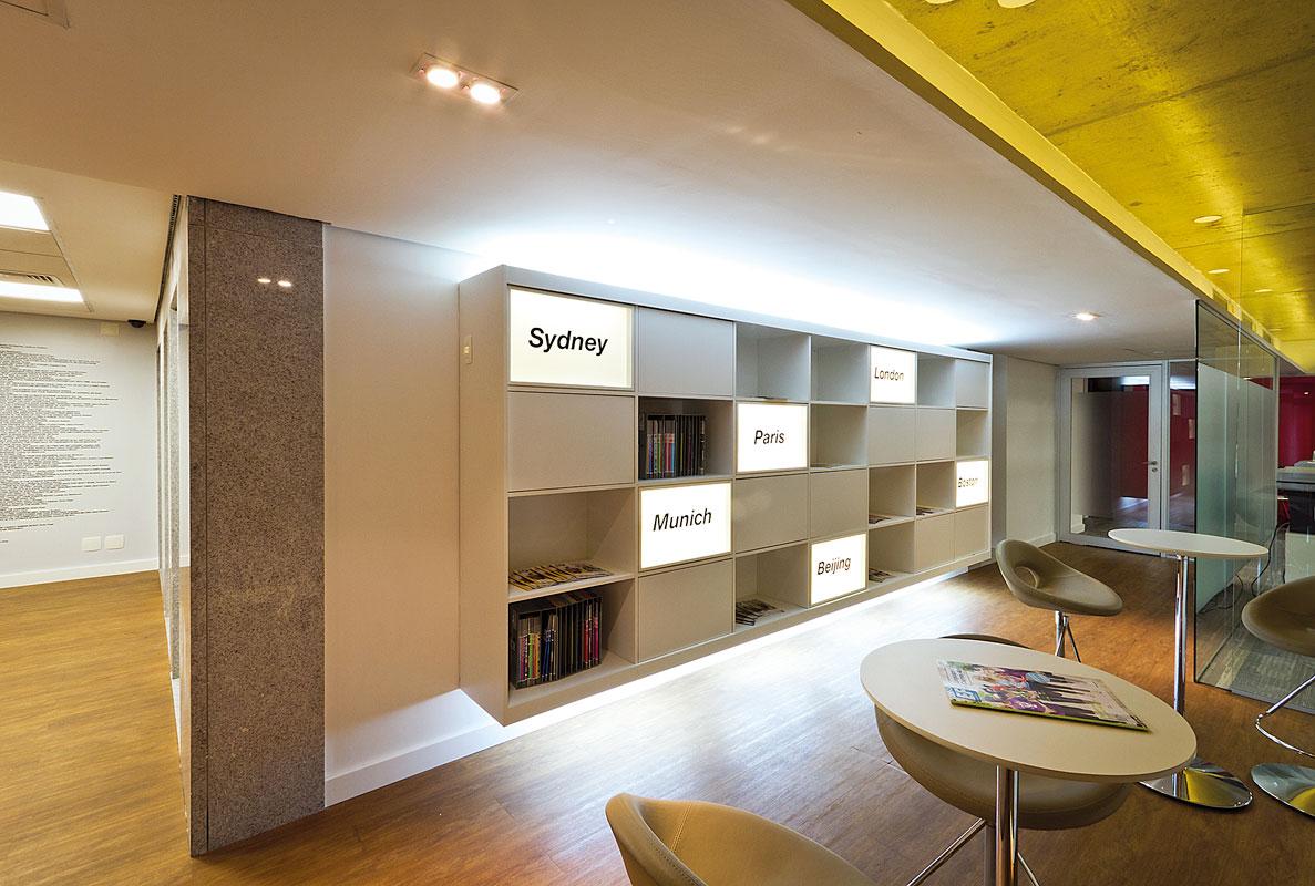 St arquitetura e consultoria escrit rio da escola de for Curso de design de interiores no exterior