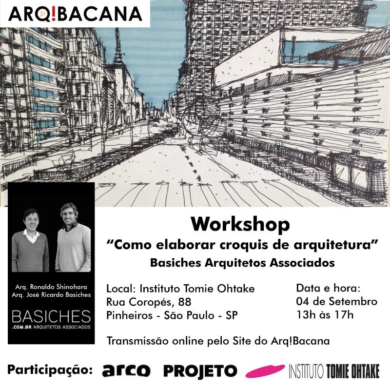 02e1cdf17 No dia 2 de outubro, no Instituto Tomie Ohtake, em São Paulo, José Ricardo  Basiches e Ronaldo Shinohara, titulares do Basiches Arquitetos Associados,  ...