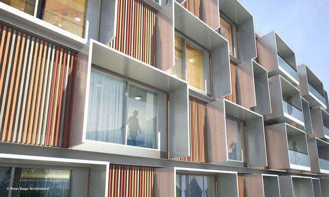 Edif cio reduz consumo de energia em at 95 na china for Window design normal
