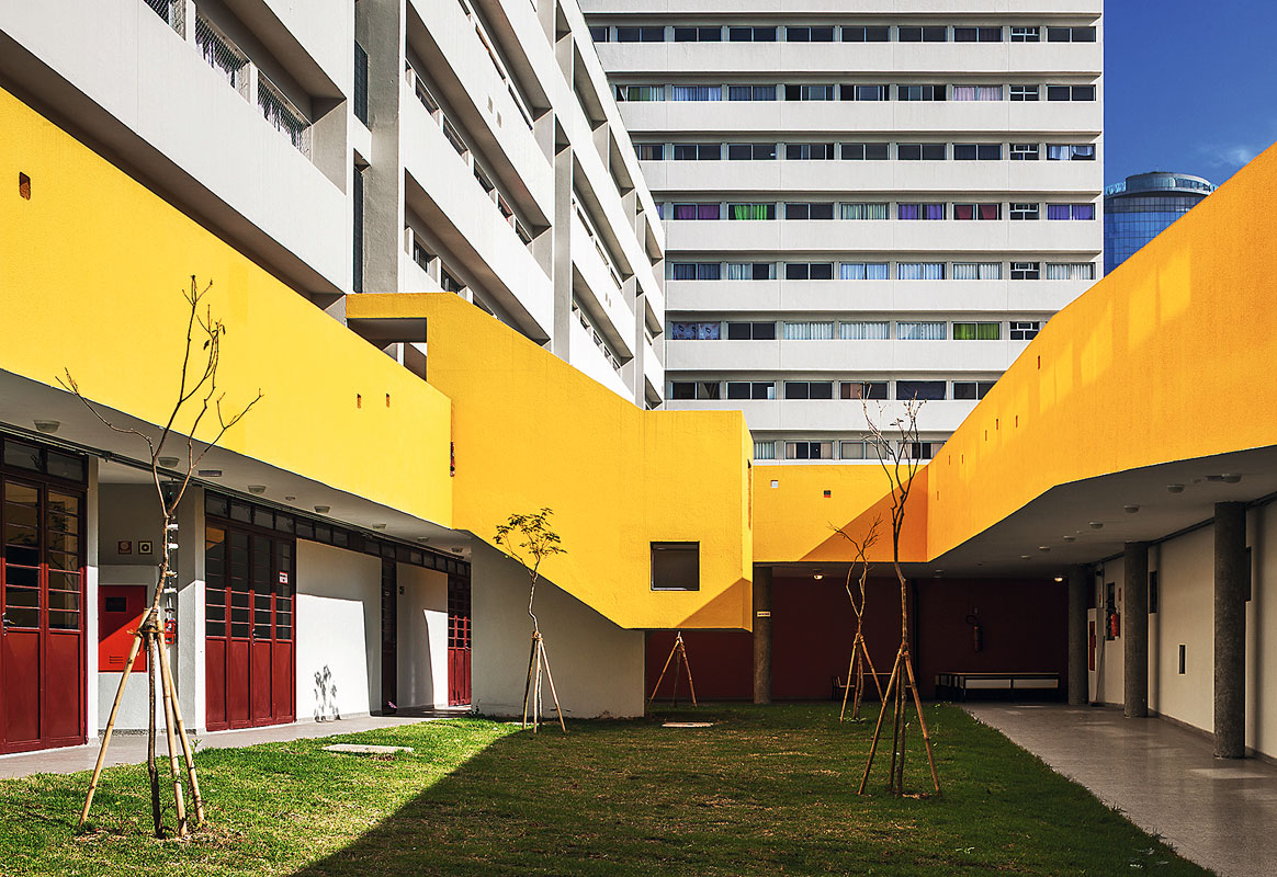 Mmbb Arquitetos E H F Arquitetos Jardim Edite S 227 O Paulo