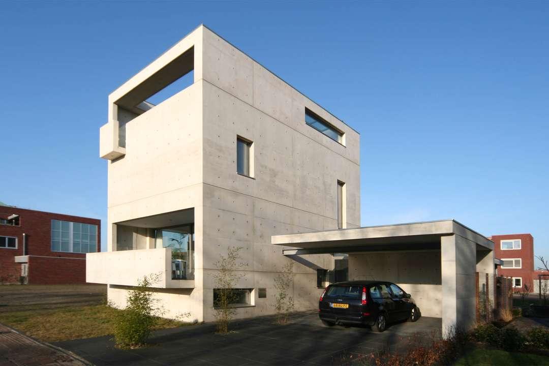 Cinco casas que incorporam os cinco pontos de le corbusier arcoweb - Le corbusier casas ...