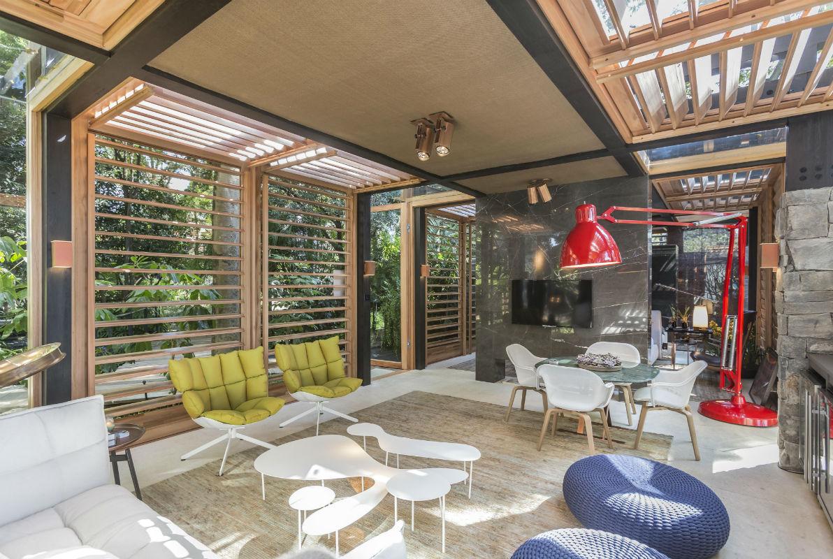 DB Arquitetos: Casa do Bosque São Paulo #846247 1192x800