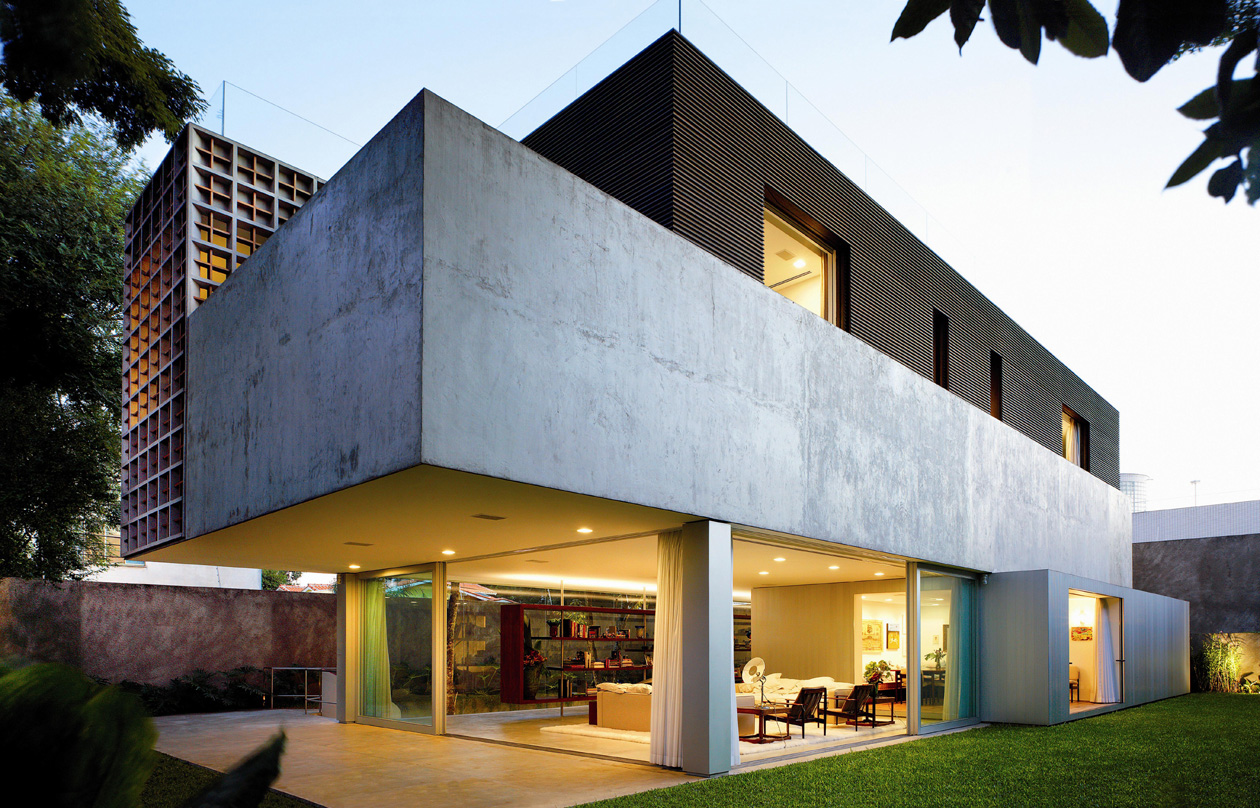 Isay weinfeld resid ncia s o paulo arcoweb for De square design and interiors