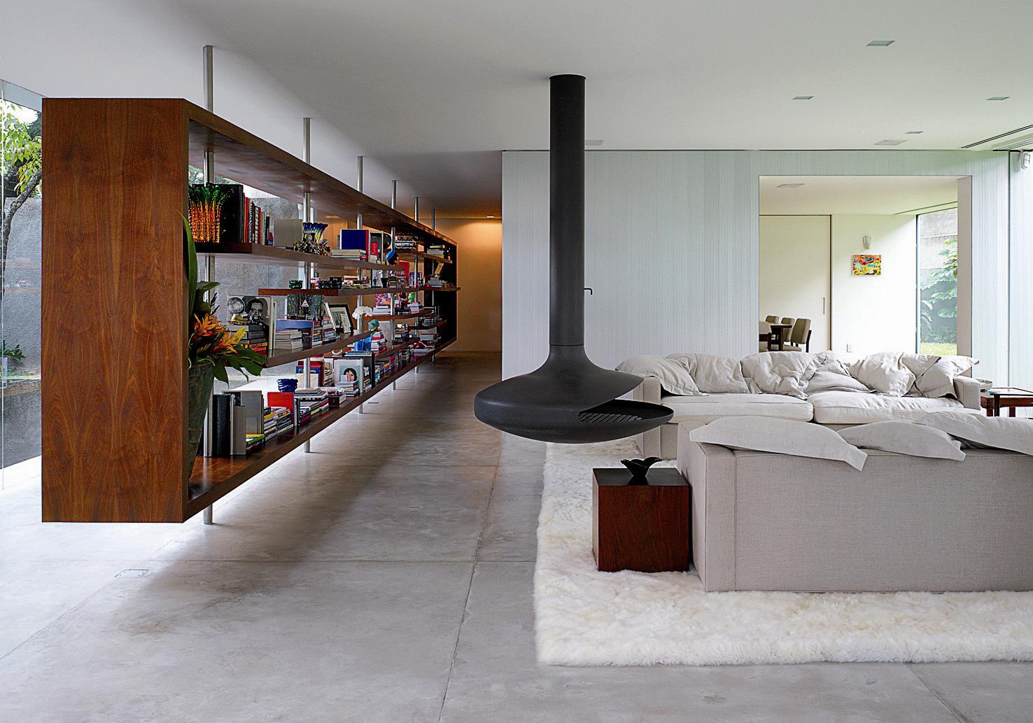 Isay weinfeld resid ncia s o paulo arcoweb - Interiores modernos de casas ...