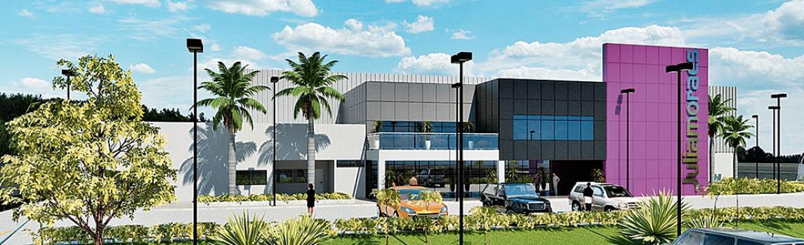 4627e3af6ab0f Conforto ambiental  Fábrica de lingerie em Araraquara - ARCOweb