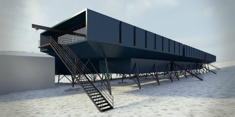 Resultado de imagem para estação brasileira antartica