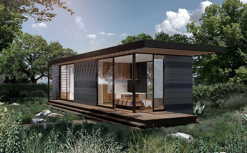 Arquitetos Famosos Criam S 233 Rie De Casas Pr 233 Fabricadas