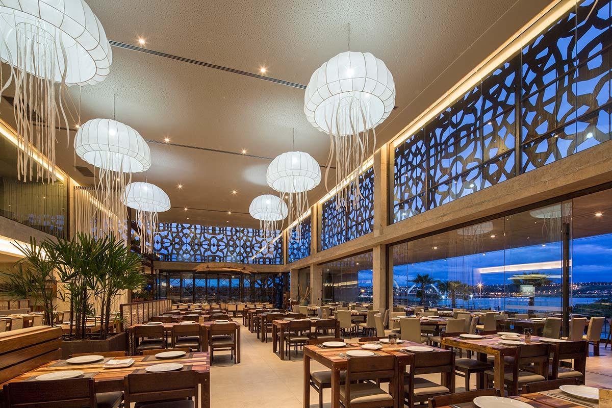 Sandra moura restaurante nau brasília arcoweb