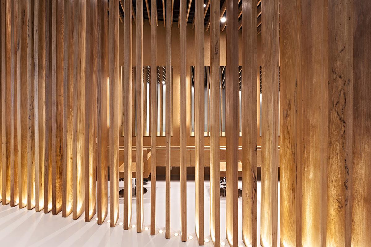 Arquitetura: Salão de beleza C. Kamura Rio de Janeiro ARCOweb #B87713 1200x800