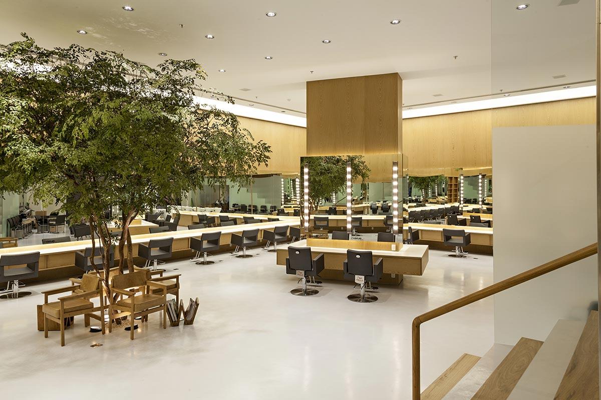#937338 Bernardes Arquitetura: Salão de beleza C. Kamura Rio de Janeiro  1200x800 px bancada para salao @ bernauer.info Móveis Antigos Novos E Usados Online