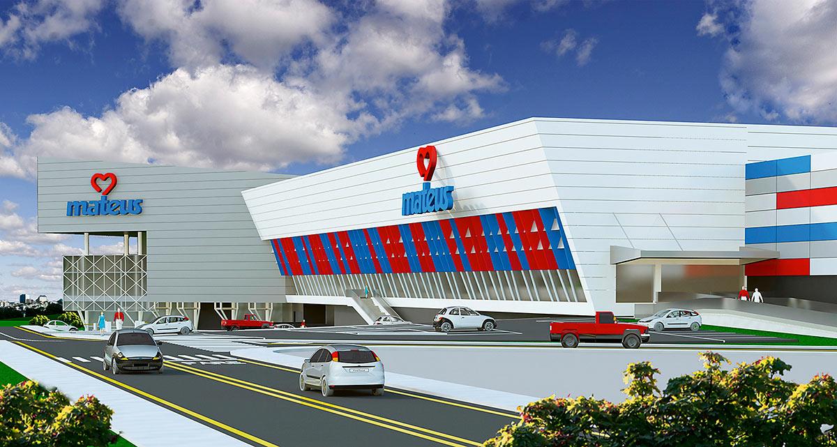 Mercado Novo Centro Comercial Em So Lus ARCOweb
