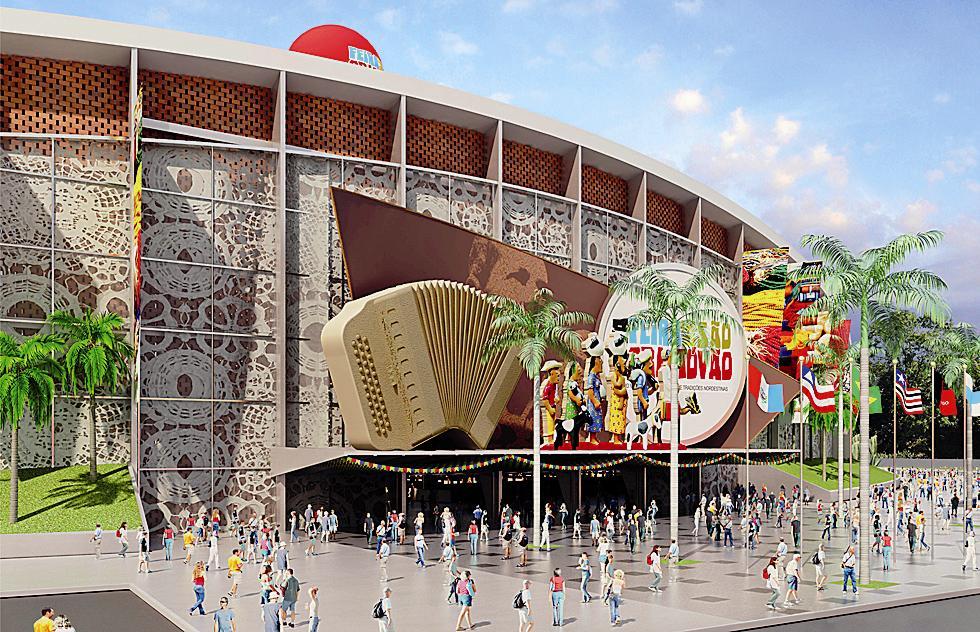 Expo Cake Design 2018 Rio De Janeiro : Bernardes: Centro Luiz Gonzaga de Tradic?es Nordestinas ...