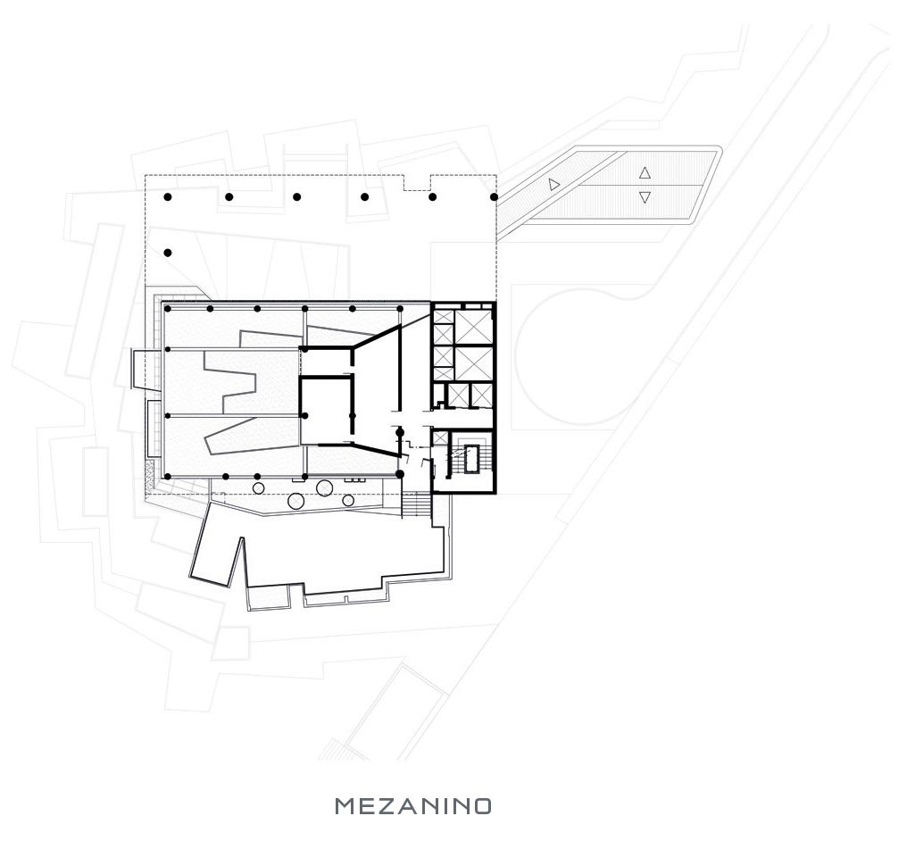 #54565B Oficina de Arquitetos: Núcleo de Estudos da UFF Niterói RJ  1722 Janela De Alumínio Niteroi