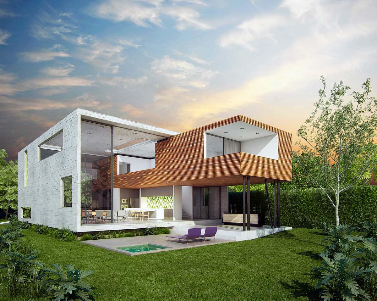 Ecoefici ncia cresce n mero de projetos de casas for Aberturas para casas modernas