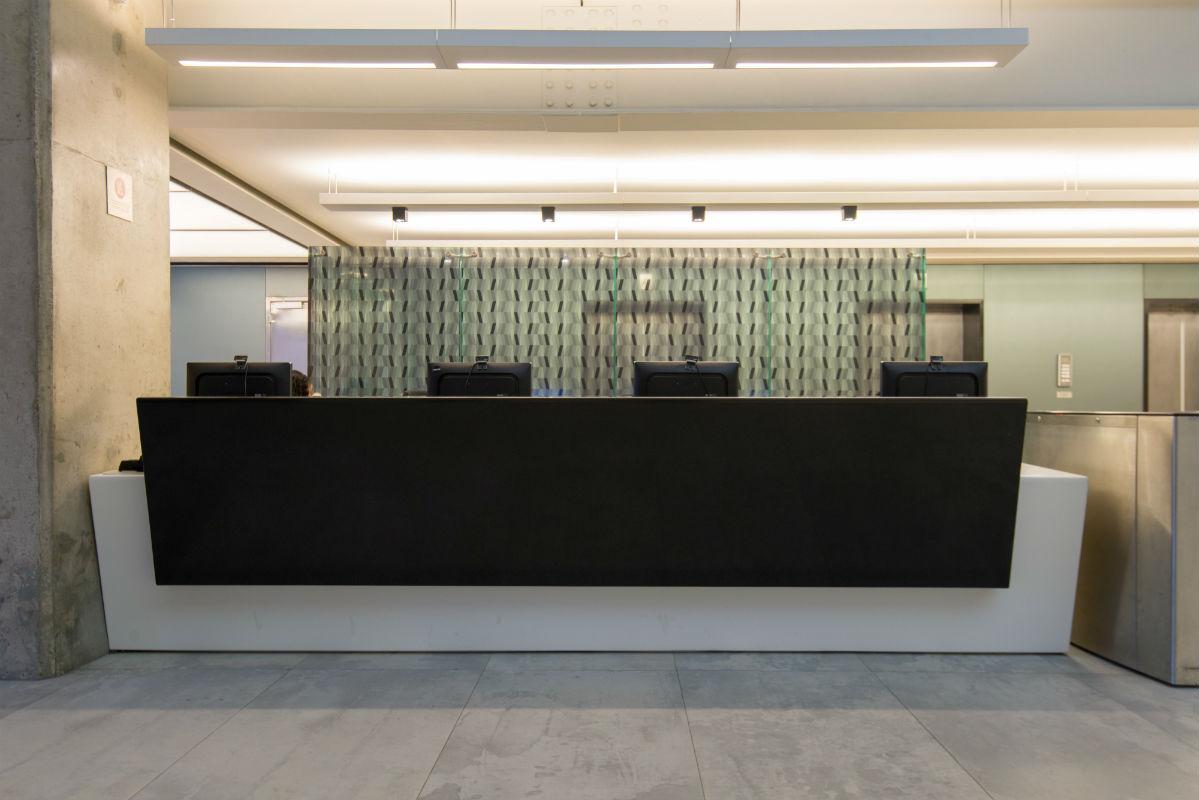 Avitá Design: Retrofit dos escritórios da Fiesp São Paulo  #8D6E3E 1199x800