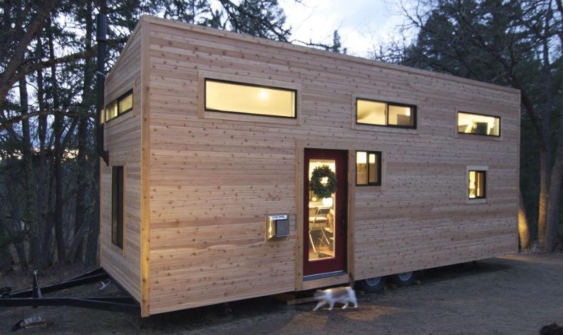 Casa do dia andrew e gabriella morrison arcoweb for Minimalist house trailer